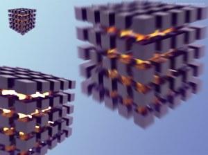 estrutura de dados (cubos)